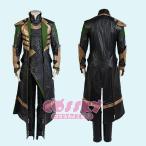 ソー:ザ・ダーク・ワールド ロキ コスプレ衣装 コスチューム Thor2 The Dark World Loki Cosplay Costume