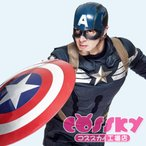 キャプテン・ アメリカ2 コスプレ衣装 コスチューム Captain America 2 The Winter Soldier Steve Rogers Uniform Outfit Cosplay Costume