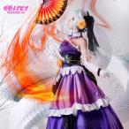 即納品 Fate/Grand Order 2周年記念英霊正装 コスプレ 清姫 コスプレ 衣装 ドレス FGO コスプレ
