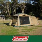 【レンタル】タフスクリーン2ルームハウス〔コールマン〕【往復送料無料】 ファミリー キャンプ 宿泊 家族  5人 2ルームテント