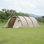 【レンタル】DOD カマボコテント2 〔ドッペルギャンガーアウトドア〕【レンタルテント】 キャンプ 4〜5人 ツールーム T5-489-TN