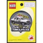 TOMICA トミカ ワッペン トヨタ クラウンパトロールカー 60921