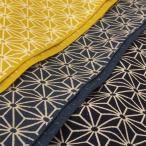 和柄 生地 布 麻の葉模様 おしゃれ 布地 和風 和調/布 シーチング 綿 手芸