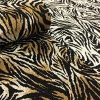動物柄 生地 トラ柄 ツイル 布 綿 手作り アニマル柄/布地 綿 手芸 鬼のパンツ