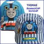 THOMAS トーマス キッズ ジュニア 子供用帽子 野球帽 キャップ ワークキャップ 51〜54cm