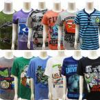 【メール便発送指定で送料無料】Disney ディズニー モンスターズインク  子供服 半袖 Tシャツ カットソー 130cm