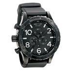 送料無料!NIXON ニクソン フィフティワンサーティ クロノグラフ 腕時計 メンズ  A084001 A084-001