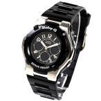 カシオ ベビーG Baby-G 腕時計 レディース ウォッチ 女性用 時計 日付カレンダー 防水 CASIO BGA-110-1B2 BGA110-1B2 海外モデル デジタル アナログ 送料無料