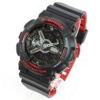 カシオ Gショック G-SHOCK 腕時計 メンズ ウォッチ 男性用 時計 防水 CASIO GA-110HR-1ACR GA110HR-1 デジタル アナログ 送料無料