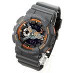 カシオ Gショック G-SHOCK 腕時計 メンズ ウォッチ 男性用 時計 防水 CASIO GA-110TS-1A4CR GA110TS-1A4 デジタル アナログ 送料無料