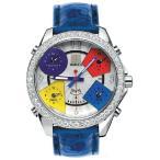 腕時計 メンズ JACOB&Co. ジェイコブ 腕時計 FIVE TIME ZONE(47mm) jc-1d 正規品