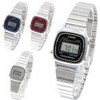 チープカシオ 腕時計 レディース カシオ CASIO チプカシ デジタルウォッチ プチプラ LA670WA 【メール便で送料無料】