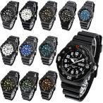 チープカシオ 腕時計 メンズ/レディース カシオ CASIO チプカシ アナログウォッチ プチプラ MRW-200H 【メール便で送料無料】