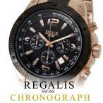 クロノグラフ 腕時計 メンズ クロノグラフ