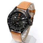 ミリタリー タイメックス TIMEX 腕時計 メンズ レディース ウォッチ インテリジェントクォーツ 3GMT T2P427