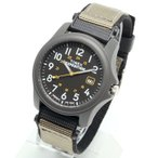 タイメックス ミリタリー 腕時計 TIMEX メンズ レディース 時計 エクスペディション キャンパー