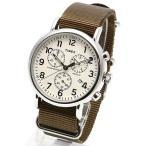 タイメックス ミリタリー 腕時計 TIMEX TW2P71400 メンズ レディース 時計 ミリタリーウォッチ WEEKENDER CHRONOGRAPH / ウィークエンダー クロノグラフ