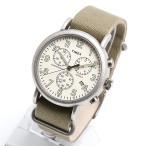 ミリタリー タイメックス TIMEX 腕時計 メンズ レディース ウォッチ ウィークエンダー クロノグラフ TW2P85500