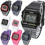 カシオ 腕時計 メンズ レディース スタンダート デジタル W215H