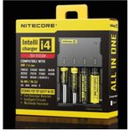 NITECORE ナイトコア リチウム イオン 電池 用 充電器 Intellicharger i4 V2 送料無料