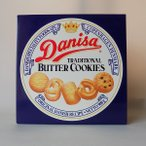 (あすつく対応)ダニサバタークッキー デンマーククッキー908g(簡易ラッピング付き)Danisa Butter cookieビスケットやおきん かわいいクッキー缶 デンマーク