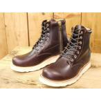 ショッピングLION スローウェアライオン プレーンMIDブーツ ブラウン Slow Wear Lion Boots  OB-8593G