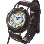 古董手錶 - 手作り腕時計 ハンドメイド ARKRAFT(アークラフト) Curtis jumbo 漢数字 プレミアムストラップ/アンティーク調/レトロ/和風