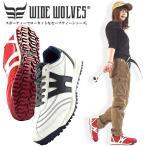 安全靴 スニーカー ローカット ワイドウルブズ WIDEWOLVES イノベート 【在庫限り】 WW-103 WW-105