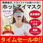 アイマスク ホットアイマスク 蒸気アイマスク USB式 温度調節機能 タイマー付 眼精疲労 ドライアイ マツエク リラックス 繰り返し使える 充電式 蒸気 送料無料