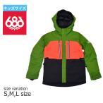 686 ロクハチロク 18-19 NEW モデル KIDS 子供服 youth ジャケット スノーボードウェア スノーボード  Ether Thermagraph JK SNOW WEAR 正規品