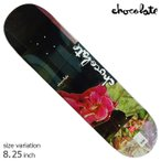 CHOCOLATE VINCENT ALVALEZ/MINIMAL 8.25inch スケートボード スケボー デッキ チョコレート