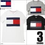 トミーヒルフィガー TOMMY HILFIGER Large Flag Graphic クルーネック メンズ Tシャツ