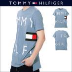 ショッピングHILFIGER トミーヒルフィガー TOMMY HILFIGER Tシャツ メンズ クルーネック 半袖