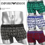 エンポリオ アルマーニ  EMPORIO ARMANI LOGO MANIA メンズ ボクサーパンツ