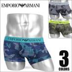 エンポリオアルマーニ EMPORIO ARMANI ボクサーパンツ メンズ FASHION