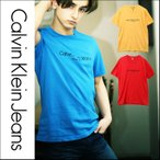 カルバンクライン Tシャツ メンズ 半袖 コットン100 T