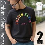 カルバンクライン Tシャツ 半袖 クルーネック メンズ