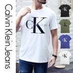 カルバンクライン ロゴTシャツ メンズ Calvin Klein C