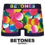 BETONES ビトーンズ メンズ ボクサーパンツ 男性下着 ツルツル かわいい BOUNCE