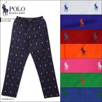 ポロラルフローレン Polo Ralph Lauren PP Print メンズ ロングパンツ パジャマ