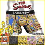 ザ シンプソンズ THE SIMPSONS レイトショー LATESHOW メンズ ボクサーパンツ