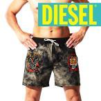 サーフパンツ 水着 メンズ DIESEL ブランド リゾート 海パン スイムショーツ ディーゼル 短パン