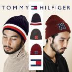 トミーヒルフィガー TOMMY HILFIGER ニット帽 メンズ レディース TH BACK BAY NEW VARSITY ブランド