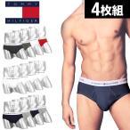 トミーヒルフィガー ブリーフ 4枚組 正規品 メンズ パンツ セット ブランド TOMMY HILFIGER
