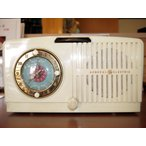 中古管球式ラジオ