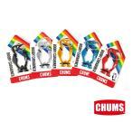 チャムス CHUMS  ブービーカラビナ CH62-1192-K001-00 ブラック