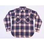 WAREHOUSE[ウエアハウス] ネルシャツ D柄 3085 フランネルシャツ FLANNEL SHIRTS (グリーン)