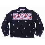 Dry Bones[ドライボーンズ] ギャバジンジャケット THUNDERBIRD DJ-994 ギャバジャン Gabardine Jacket (ブラック)