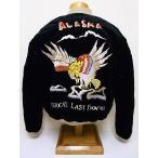 テーラー東洋[東洋エンタープライズ] スカジャン EAGLE OF ALASKA×SPARREVOHN ALASKA TT12332