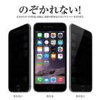 (レビュー記入で送料無料 メール便発送) iPhone 6/6s / iPhone 6 Plus/6s Plus 覗き見防止 液晶保護ガラスフィルム (iPhone6 0.33mm 2.5D フィルム 強化ガラス)